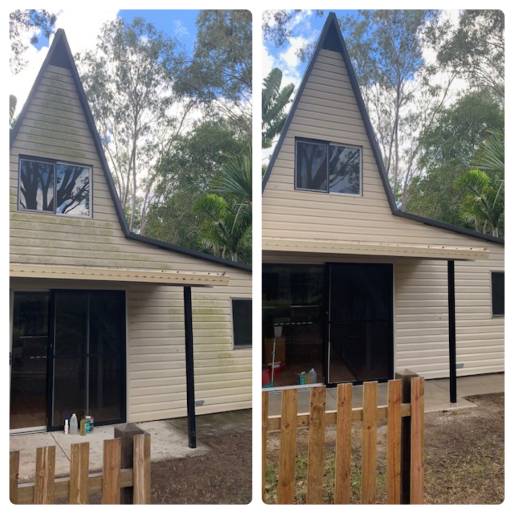 GENTLE HOME EXTERIOR CLEANING